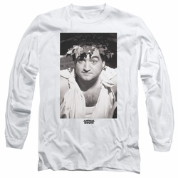Animal House adult long-sleeved shirt The Animal white