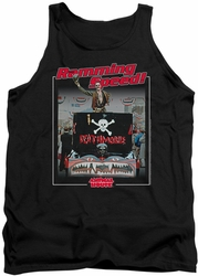 Animal House tank top Ramming Speed mens black
