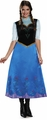 Anna Traveling adult deluxe costume Disney Frozen