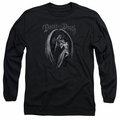 Anne Stokes adult long-sleeved shirt Dance With Death black