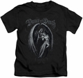 Anne Stokes kids t-shirt Dance With Death black