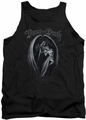 Anne Stokes tank top Dance With Death adult black
