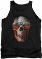 Anne Stokes tank top Hellfire adult black