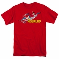 Aqualad t-shirt DC Comics mens
