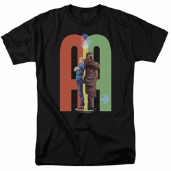 Archer & Armstrong t-shirt Back To Bak mens black
