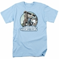 Archer & Armstrong t-shirt Trunk And Crossbow mens light blue