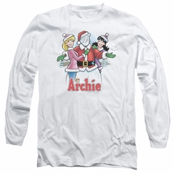 Archie Comics adult long-sleeved shirt Cover 223 white
