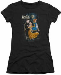 Archie Comics juniors sheer t-shirt Cover #146 black