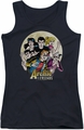 Archie Comics juniors tank top Cover #147 black