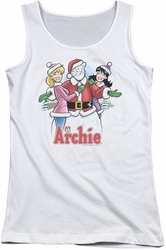 Archie Comics juniors tank top Cover 223 white