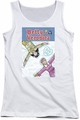 Archie Comics juniors tank top Cover 257 Snow Angels white