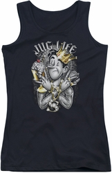 Archie Comics juniors tank top Jug Life black