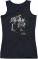 Archie Comics juniors tank top Ladies Man black