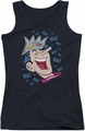 Archie Comics juniors tank top Laughing Jughead black