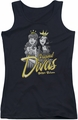 Archie Comics juniors tank top Original Divas black