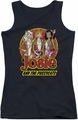 Archie Comics juniors tank top Power Trio black