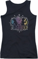 Archie Comics juniors tank top The Betty's black