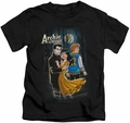 Archie Comics kids t-shirt Cover #146 black