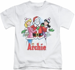 Archie Comics kids t-shirt Cover 223 white