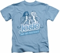 Archie Comics kids t-shirt Glamour Girls carolina blue