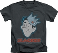 Archie Comics kids t-shirt Slacker charcoal