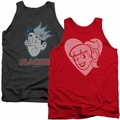 Archie Comics mens tank tops