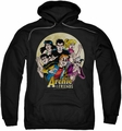 Archie Comics pull-over hoodie Cover #147 adult black