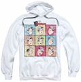 Archie Comics pull-over hoodie Jug Heads adult white