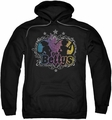 Archie Comics pull-over hoodie The Bettys adult black