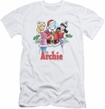 Archie Comics slim-fit t-shirt Cover 223 mens white