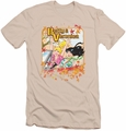 Archie Comics slim-fit t-shirt Fall Colors mens cream