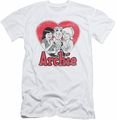 Archie Comics slim-fit t-shirt Milkshake mens white