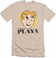 Archie Comics slim-fit t-shirt Playa mens cream