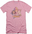 Archie Comics slim-fit t-shirt Stars mens pink