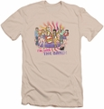 Archie Comics slim-fit t-shirt With The Band mens cream