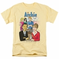 Archie Comics t-shirt Anything'S Possible mens banana