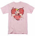 Archie Comics t-shirt Archie's Girls mens pink