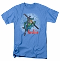 Archie Comics t-shirt Bunny Hill mens carolina blue