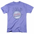 Archie Comics t-shirt Drum Head mens lavendar