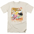 Archie Comics t-shirt Fall Colors mens cream