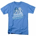 Archie Comics t-shirt Glamour Girls mens carolina blue