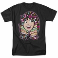 Archie Comics t-shirt Inside V'S Head mens black