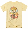 Archie Comics t-shirt Josie Tattoo mens banana