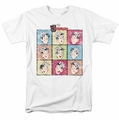 Archie Comics t-shirt Jug Heads mens white