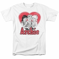 Archie Comics t-shirt Milkshake mens white