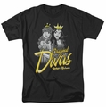 Archie Comics t-shirt Original Divas mens black