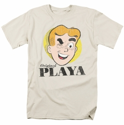 Archie Comics t-shirt Playa mens cream