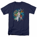 Archie Comics t-shirt Psychadelic Archies mens navy