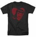 Archie Comics t-shirt Veronica Hearts mens black