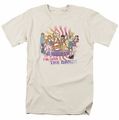 Archie Comics t-shirt With The Band mens cream